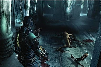 0098 Dead Space 2s 10 Most Horrifying Moments