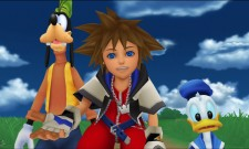 New Kingdom Hearts HD Media Surfaces