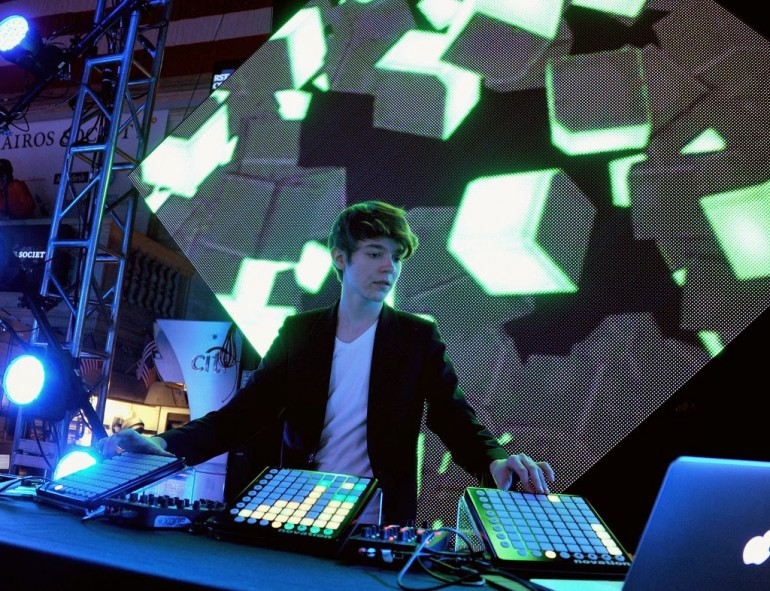 Madeon Drops New Track And Announces Album For 2015