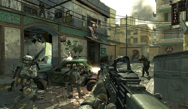 Modern Warfare 3 A Multiplayer Promise Gone Too Far