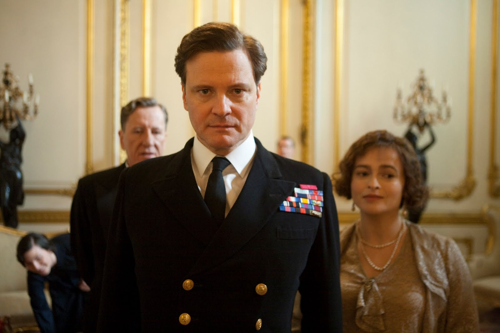 The King's Speech Gets A PG-13 Rating