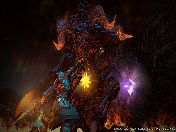 Final Fantasy XIV: A Realm Reborn Releases Dungeon Crawl Video