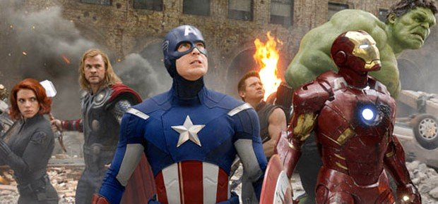 Marvel Adding New Characters To The Avengers 2 Roster