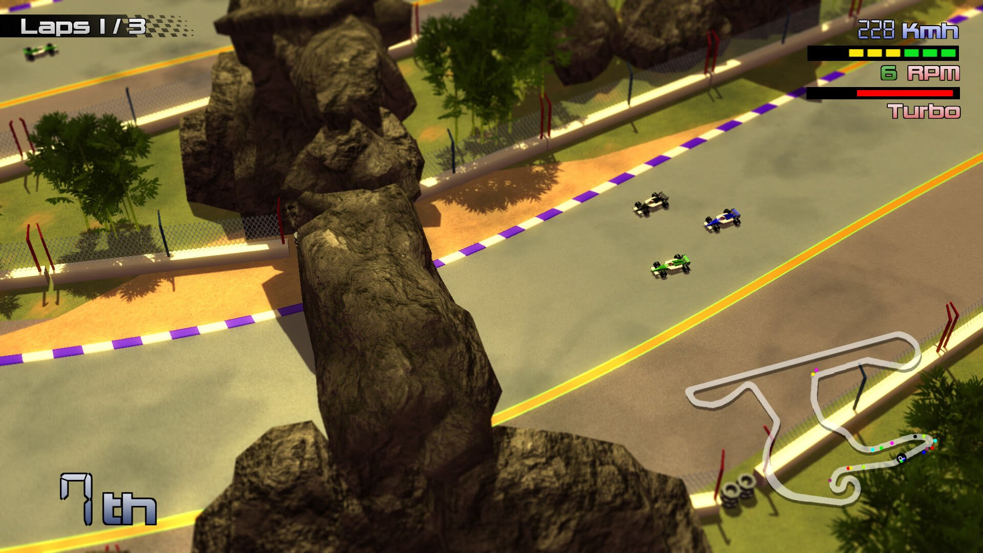 Grand Prix Rock 'N Racing Will Race Onto Xbox One This Month