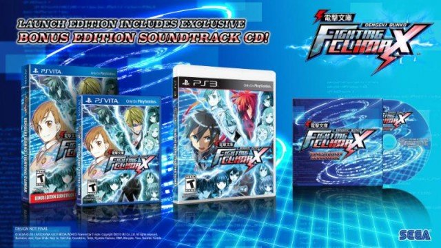 New Dengeki Bunko: Fighting Climax Trailer Shows Off Extreme Combos