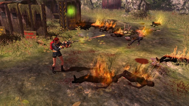 How To Survive Heatwave DLC Is Out Now, Time To Incinerate Zombies