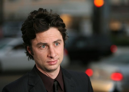 Zach Braff Joins Oz: The Great And Powerful