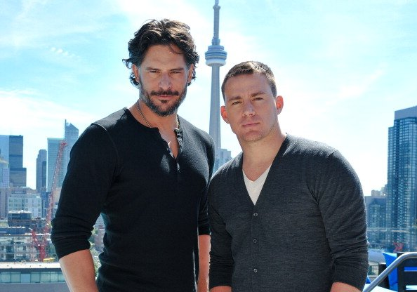 Roundtable Interview With Channing Tatum And Joe Manganiello On Magic Mike
