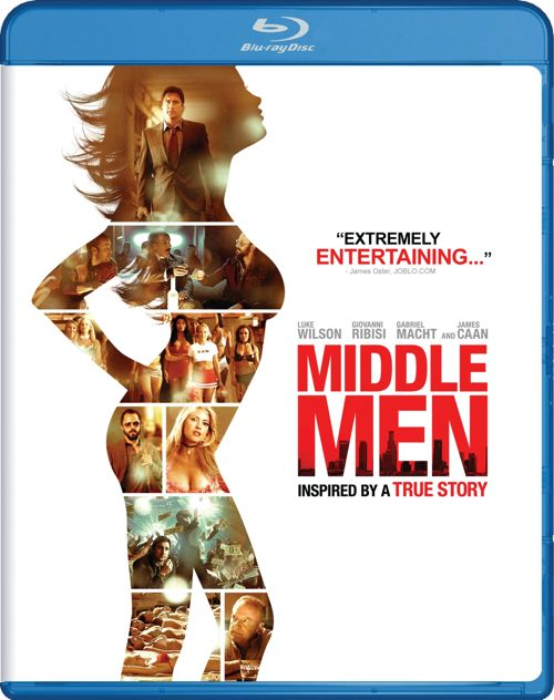 Middle Men Blu-Ray Review