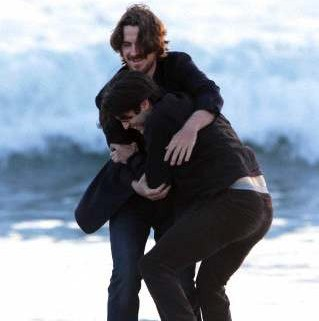 08bently malick bale lawless knight of cups 319x321 The Hunger Games Star Wes Bentley Films Scenes For Terrence Malick