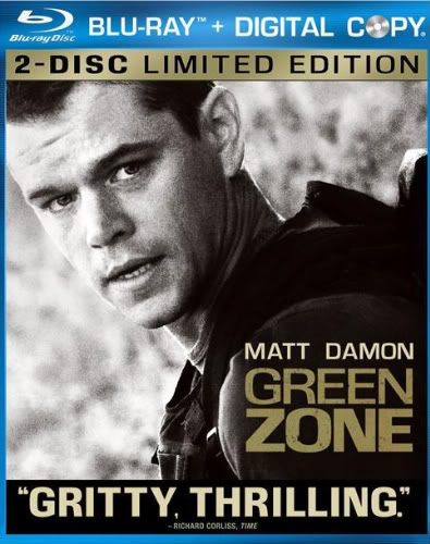Green Zone Blu-Ray Review