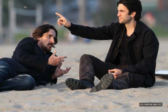 The Hunger Games Star Wes Bentley Films Scenes For Terrence Malick
