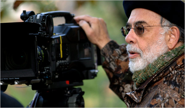 Francis Ford Coppola Is Apparently Working On A Studio Epic