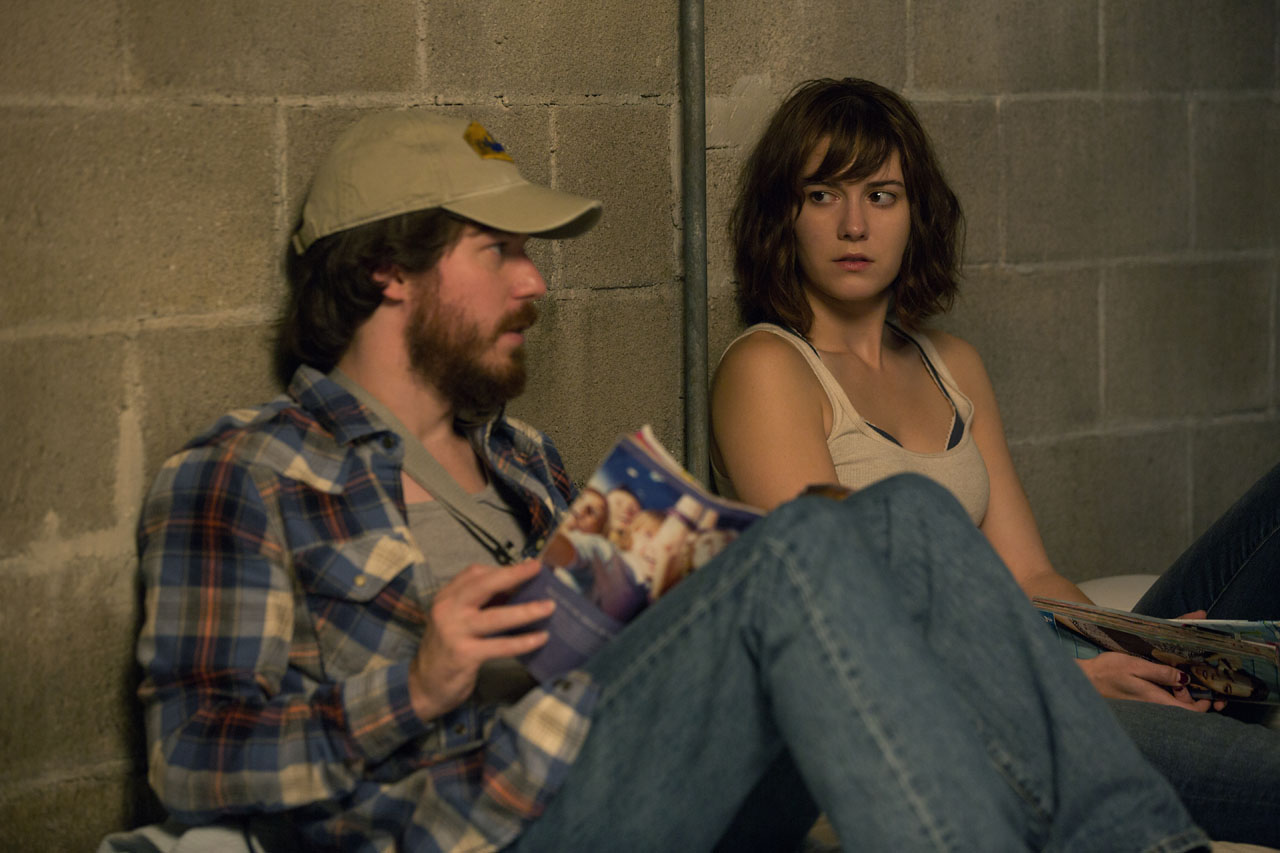 Brooding New Images For 10 Cloverfield Lane Tease A Claustrophobic Nightmare