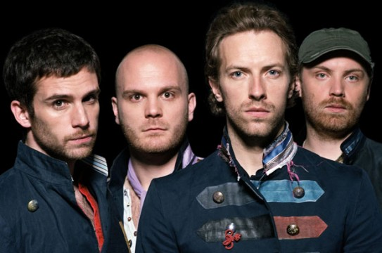Coldplay Working On Concept Album With Brian Eno