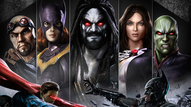Injustice: Gods Among Us Ultimate Edition Coming This November