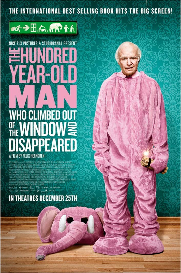 The Hundred Year-Old Man Who Climbed Out The Window And Disappeared Review