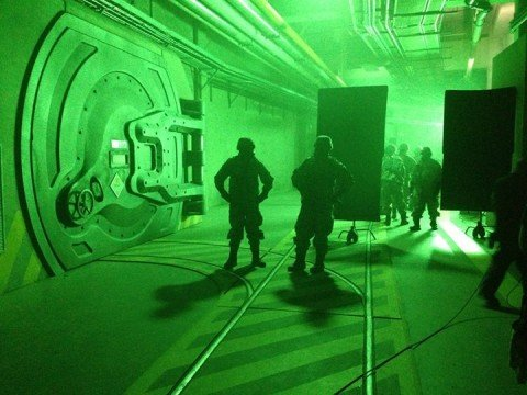 Plot Details And Photos Released For Godzilla Reboot