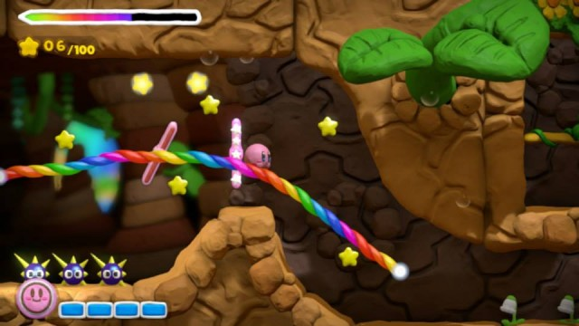 Kirby And The Rainbow Curse North American Release Date Revealed