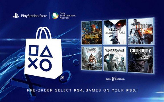 Select PlayStation 4 Titles Now Available For Pre-Order On PlayStation Network