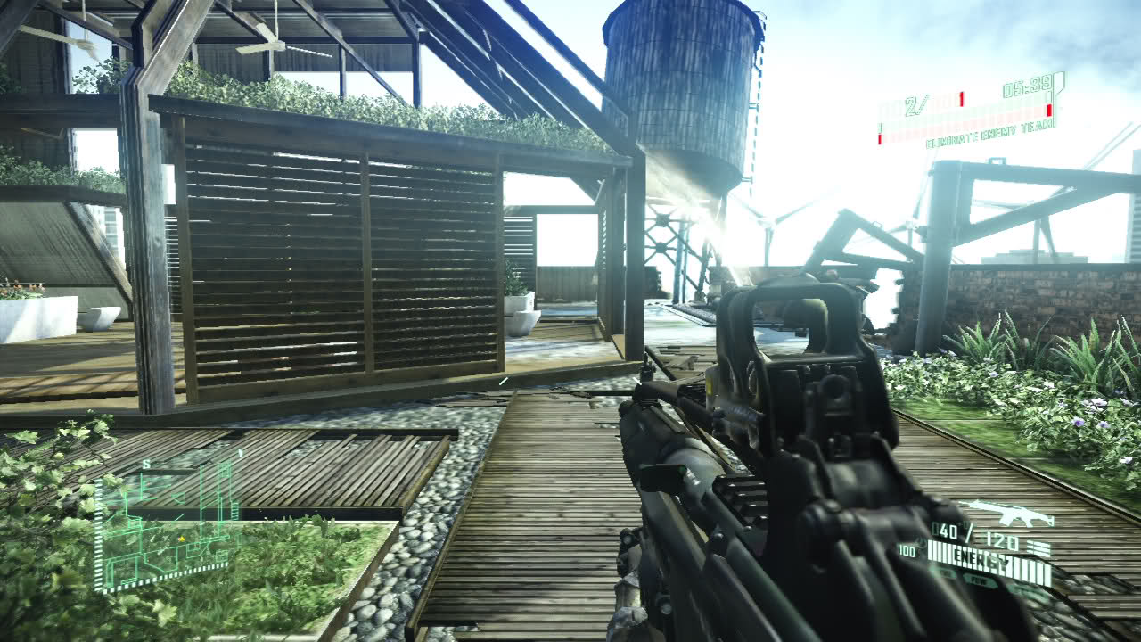 What Console Is Crysis 2 Best On?
