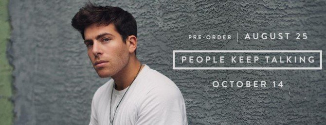 Hoodie Allen Dates New Album Titled People Keep Talking, Announces Exclusive Pre-Order Giveaways