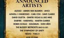 Tomorrowland Reveals Entire Phase 1 Lineup For 2015