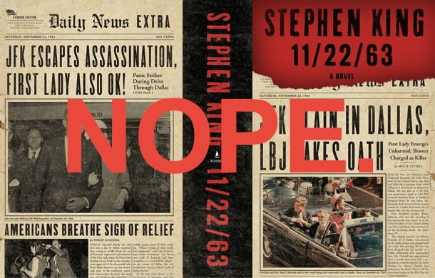 Jonathan Demme Won't Make Stephen King's 11/22/63 After All