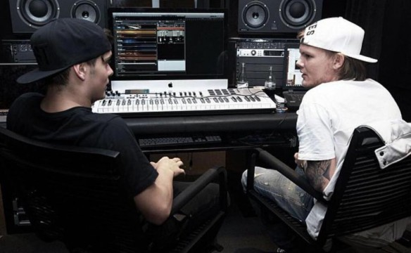 Check Out Avicii And Martin Garrix's Waiting For Love Remixes