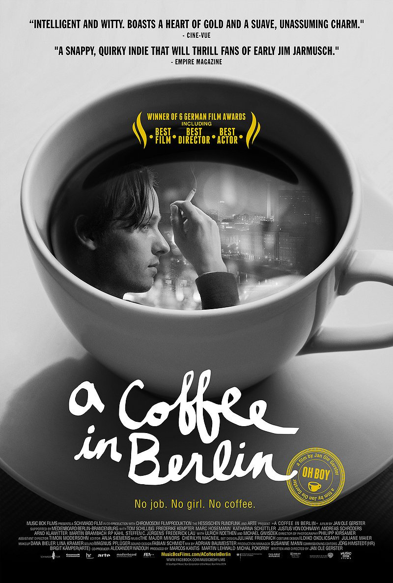 A Coffee In Berlin Review