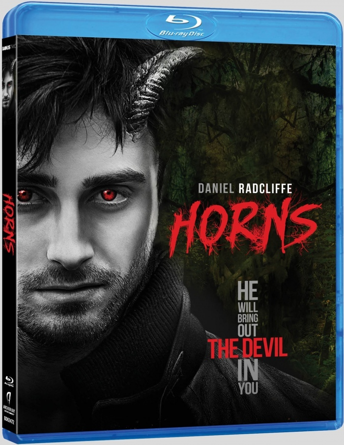 Grow Horns On Blu-Ray This January