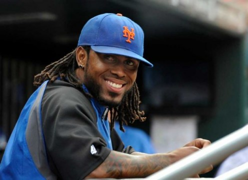 The Mets Jose Reyes Goes 1 For 1, Then He's Done?