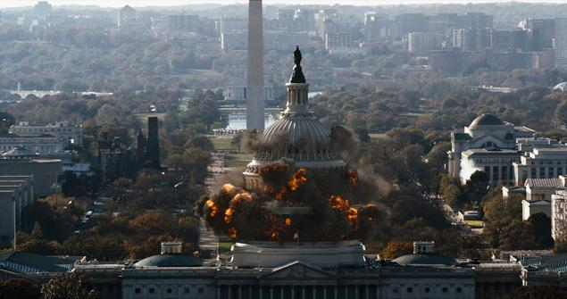 10 Movies In Which Famous Monuments Come Under Attack