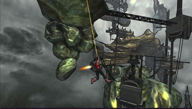 Energy Hook Will Be Swinging Onto The PlayStation 4 & PlayStation Vita In 2014