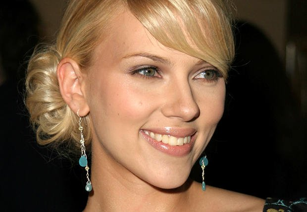 Scarlett Johansson Too Sexy For The Girl With The Dragon Tattoo