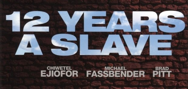 Promo Poster For Steve McQueen's 12 Years A Slave