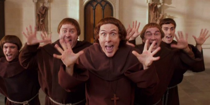 """Galavant Review: """"Completely Mad...Alena/Dungeons and Dragon Lady"""" (Season 1, Episode 5&6)"""