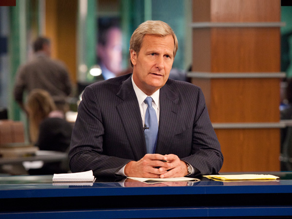 120607 character the newsroom will 600 HBO Renews The Newsroom And True Blood