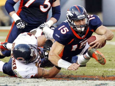 Urlacher Takes The Low Road With His Tebow Comments