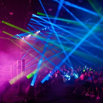 Decadence NYE 2015: Bass Music Was The Be-All And End-All
