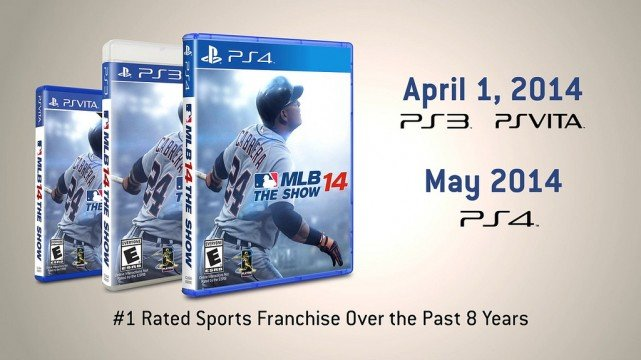 mlb 14 the show box