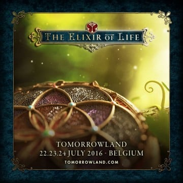 The Theme Of Tomorrowland 2016 Has Been Revealed