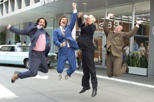 This Just In! Anchorman: The Legend Continues Gets Official Release Date