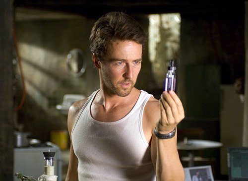 Edward Norton Is Looking To Join The Bourne Legacy