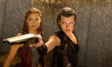 Resident Evil: The Final Chapter BTS Image Reunites Milla Jovovich And Ali Larter