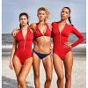 Alexandra Daddario Previews The Ladies Of Baywatch
