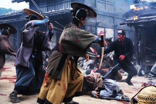 13 Assassins2 540x360 We Got This Covereds Top 100 Action Movies