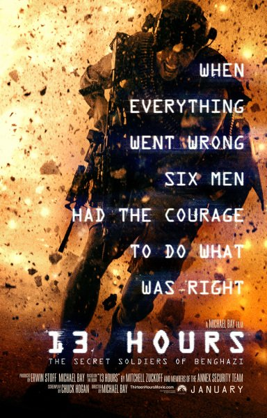 New 13 Hours Featurette Focuses On The Heroism Behind The Action