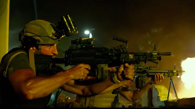 Brooding New Posters For Michael Bay's Benghazi Thriller 13 Hours Emerge