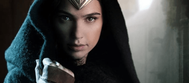 Check Out The First Official Logo For Wonder Woman